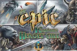 Tiny Epic Kingdoms: Heroes' Call – Deluxe Edition