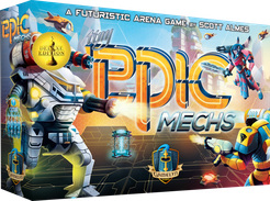 Tiny Epic Mechs: Deluxe Edition