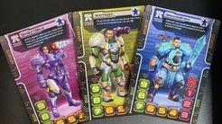 Tiny Epic Mechs: Man vs. Meeple Promo Cards