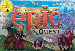 Tiny Epic Quest: Deluxe Edition