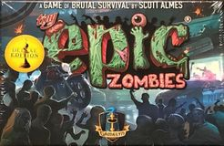 Tiny Epic Zombies: Deluxe Edition