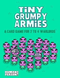 Tiny Grumpy Armies