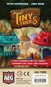 Tiny Towns: Tiny Trees