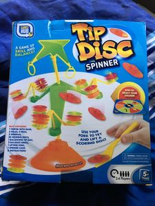 Tip Disc Spinner