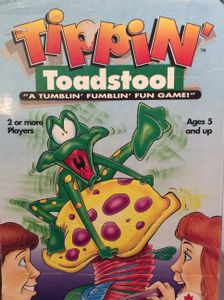 Tippin' Toadstool
