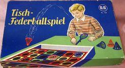 Tisch Federball