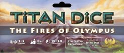 Titan Dice: The Fires of Olympus