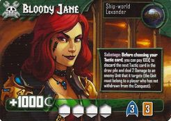 Titanium Wars: Bloody Jane