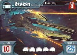 Titanium Wars: Kraken