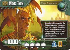 Titanium Wars: Mok Tok