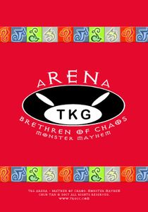 TKG ARENA: Monster Mayhem