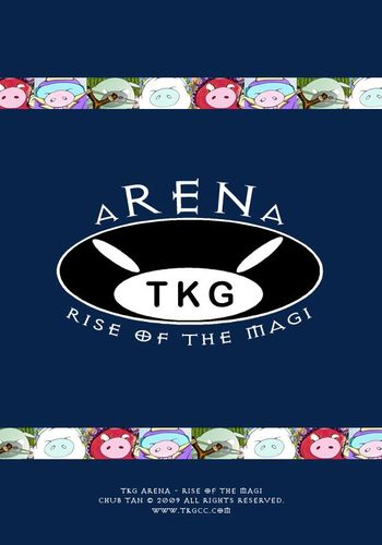 TKG ARENA: Rise of the Magi