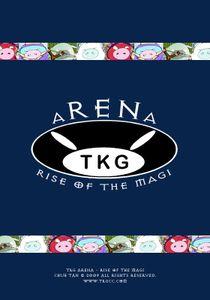 TKG ARENA: Rise of the Magi
