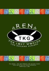 TKG ARENA: The Arcane Scribes