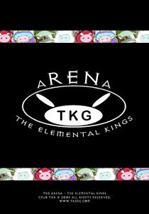 TKG ARENA: The Elemental Kings