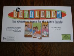 To Bethlehem: The Christmas Game for the Entire Family