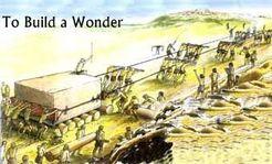 To Build a Wonder