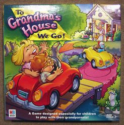 To Grandma's House We Go!