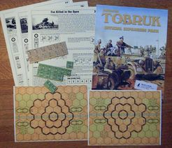 Tobruk Expansion Pack 1: Wavell's 30,000