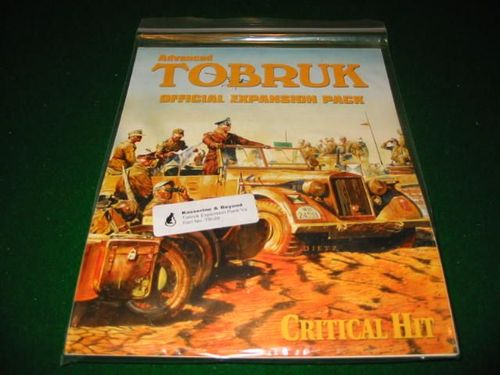 Tobruk Expansion Pack 5A: Kasserine & Beyond