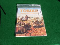Tobruk Expansion Pack 5b: Torch to Tunisia
