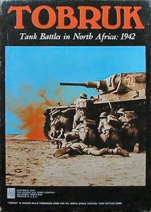 Tobruk:  Tank Battles in North Africa 1942