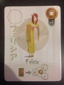 Tokaido: Felicia Promo Card