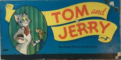 Tom and Jerry Gay Double Feature Cartoon Game