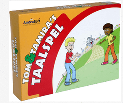 Tom en Tamira's Taalspel