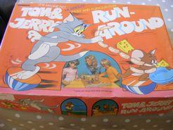 Tom & Jerry Run-around