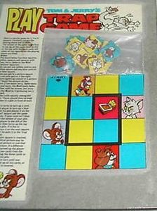 Tom & Jerry's Trap Game