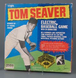 Tom Seaver Electric Baseball game