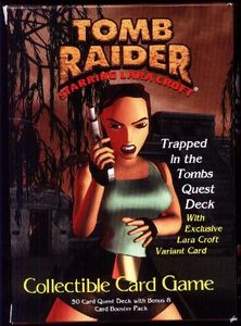 Tomb Raider Collectible Card Game