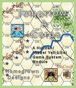 Tomorrow A Corps