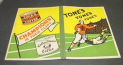 Tone's Coffee Football Game