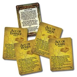 Too Many Bones: Ace in the Troll Card Pack