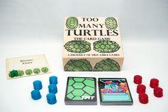 Too Many Turtles