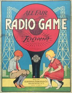 Toon-in Radio Game