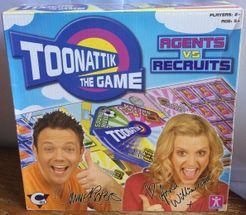 Toonattik: The Game – Agents VS Recruits