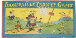 Toonerville Trolley Game