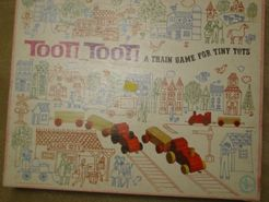 Toot! Toot! A Train Game for Tiny Tots