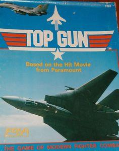 Top Gun: The Game of Modern Fighter Combat