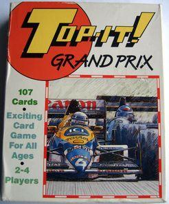 Top-It! Grand Prix Game