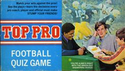 Top Pro Football Quiz Game