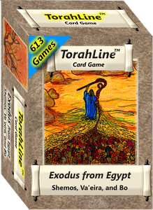 TorahLine: Exodus from Egypt