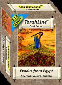 TorahLine: Exodus from Egypt