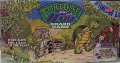 Tortoise and the Hare Board Game