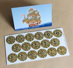Tortuga: Queenie 1 – Treasure Tiles