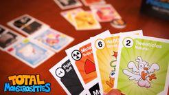 Total Monstrosities the Card Game: Original Orange