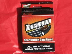 Touchdown SportACTION Card Game